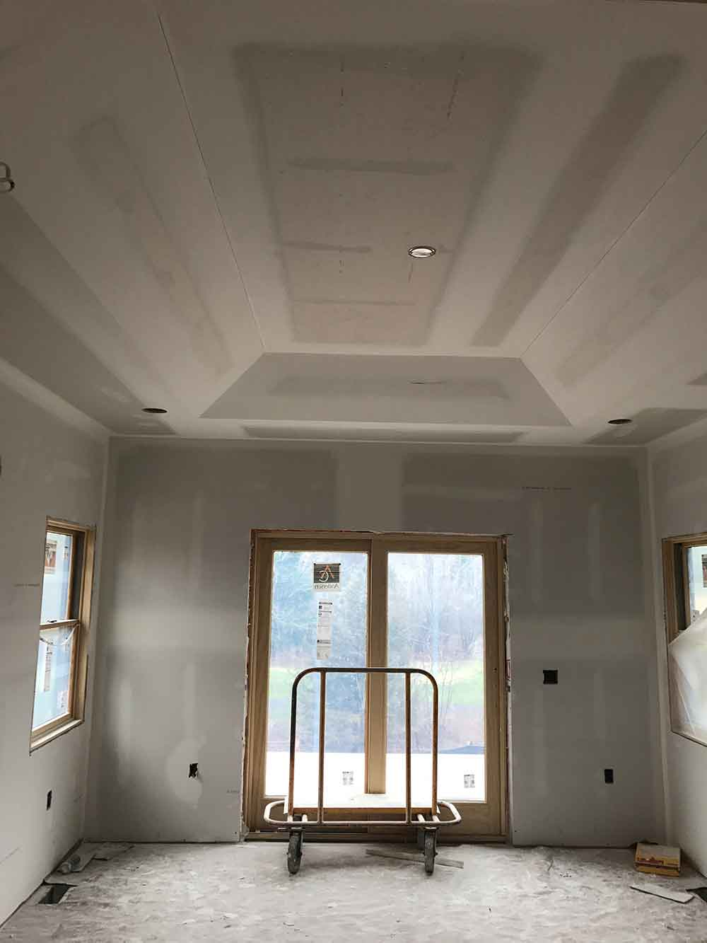 tray ceiling drywall madison wi