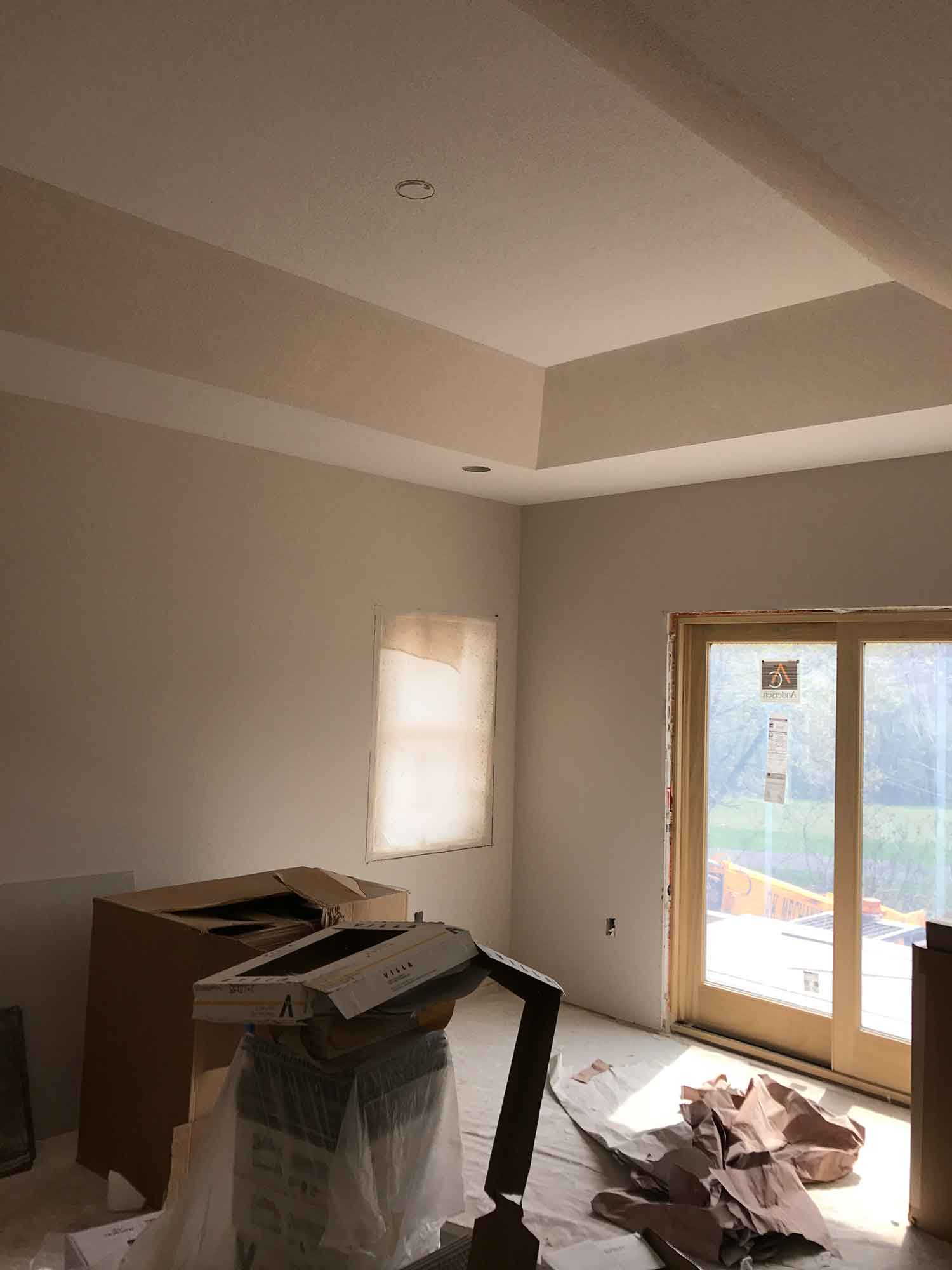 tray ceiling painter madison wi