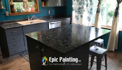 paint my counter tops in madison wi