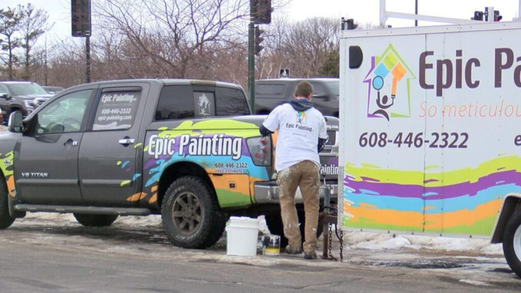 Epic Painting and Exteriors Residential and Commercial Painters in Madison